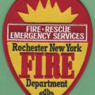 Rochester New York Fire Patch