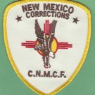 New Mexico Department of Corrections Central Facility Patch