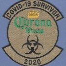 Covid-19 Virus Pandemic Survivor 2020 Patch