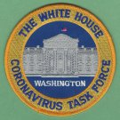The White House Corona Virus Task Force Patch