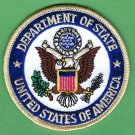 United States of America Department of State Patch