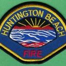 Huntington Beach California Fire Rescue Patch