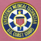 United States Coast Guard Emergency Medical Technician Patch
