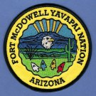 Fort McDowell Yavapai Nation Arizona Tribal Seal Patch