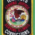 Illinois State Department of Corrections Patch
