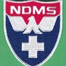 United States National Disaster Medical System Patch