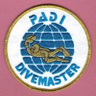 PADI Dive Master Patch