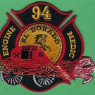 Houston Fire Department Station 94 Patch