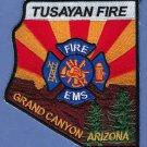 Tusayan - Grand Canyon Arizona Fire Patch