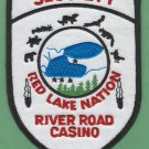 Red Lake Nation Casino Minnesota Tribal Security Patch