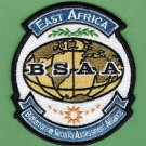 Resident Evil East Africa BSAA Bioterrorism Security Assessment Alliance Patch