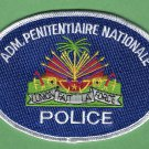 Haiti Administration Pentientiarie Nationale Police Patch