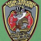 Mud Tavern Alabama Fire Rescue Patch