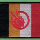 AIM American Indian Movement Flag Patch