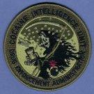 """DEA Drug Enforcement Administration Cocaine Intelligence Unit Patch 4"""" Green"""