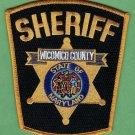 Wicomico County Maryland Sheriff Patch