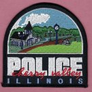 Cherry Valley Illinois Police Patch