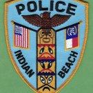 Indian Beach North Carolina Police Patch