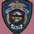 Fort Yuma Quechan Arizona Tribal Police Patch