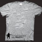 I've had it up to here with Midgets t-shirt.  Funny humor party shirt.  Size XL