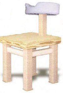 Sisal End Table