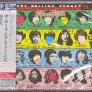 "ROLLING STONES ""SOME GIRLS"" JAPAN SHM-SACD DSD 2014 JEWEL CASE"
