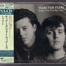 "TEARS FOR FEARS ""SONGS FROM THE BIG CHAIR"" JAPAN SHM-SACD JEWEL CASE 2016"