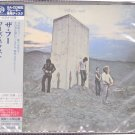 "THE WHO ""WHO'S NEXT"" JAPAN SHM-SACD DSD 2014 JEWEL CASE"