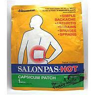Salonpas hot capsicum patch