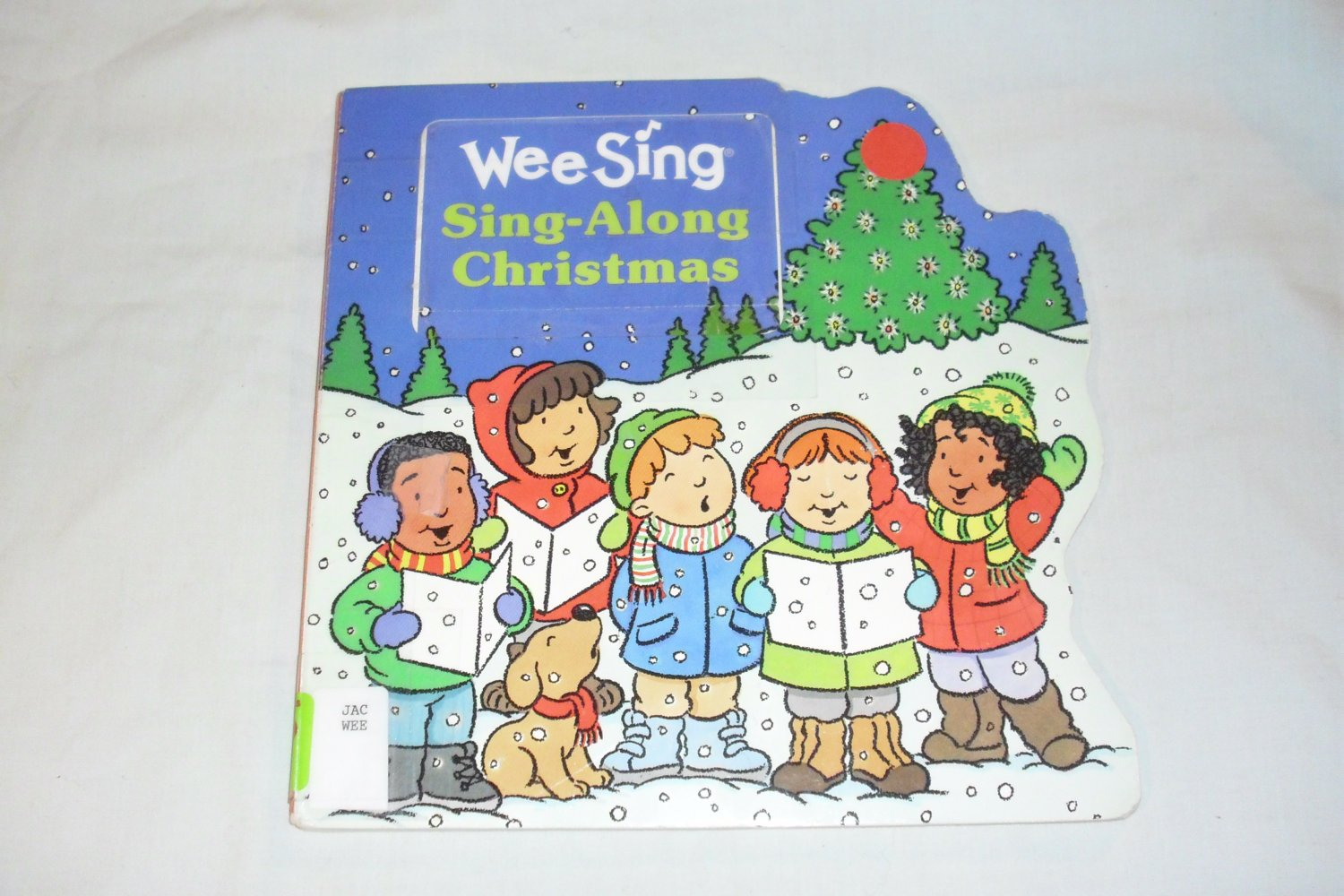 Sing-Along Christmas by Wee Sing