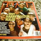 Time Magazine June 23, 2003 Why Harry Potter Rules