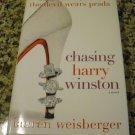 Chasing Harry Winston by Lauren Weisberger (Hardcover)