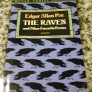 The Raven and Other Favorite Poems by Edgar Allan Poe (1991, Paperback, Reprint)