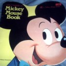 Walt Disney's Mickey Mouse Book (Golden Shape Book) (Paperback)
