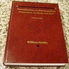 Introduction to Paralegalism: Perspectives, Problems, and Skills by Statsky (1992, Hardcover)