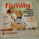Real Simple Family 2011