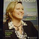 Phoenix Focus April 2011 Alumni connection