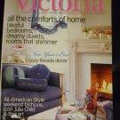 Victoria Magazine January 2002