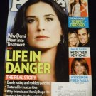 """People Magazine February 13, 2012 """"Why Demi Went Into Treatment"""""""