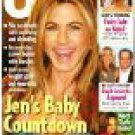 Us Weekly Magazine September 5, 2011 (Jen's Baby Countdown...Kim's Wedding: Fairy Tale or Fake?)