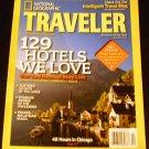 National Geographic Traveler, April 2009, (129 Hotels We Love)