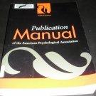 Association by American Psychological Association (2001, Paperback)