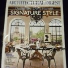 Architectural Digest Magazine April 2012