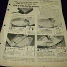 Stir-N-Roll Pastry Method Pamphlet (Betty Crocker Staff)
