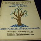 Room to Grow: Teacher Activity Guide, School Disitrict of Philadelphia (1974)