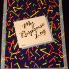 My Response Log (Paperback,1987) Scholastic