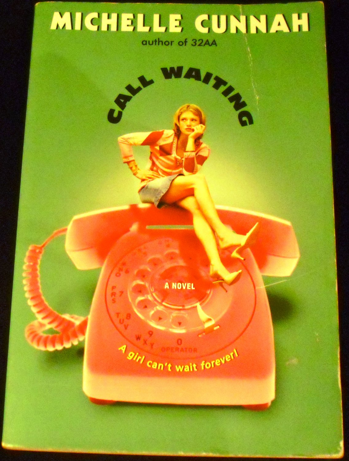Call Waiting by Michelle Cunnah (Paperback, 2004)