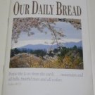 Our Daily Bread- March, April, May 2012