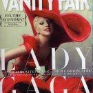 Vanity Fair Magazine (January, 2012) Lady Gaga