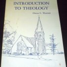 Introduction to Theology by Owen C. Thomas (1973, Book)